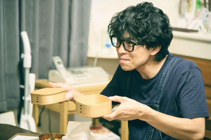 ss-461個のお弁当_眼鏡をかけている井ノ原快彦(V6)父親役