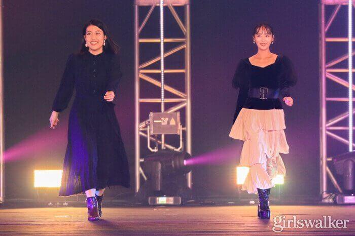TGC2020AW_0905_近藤千尋・横澤夏子01ママ友ランウェイ04