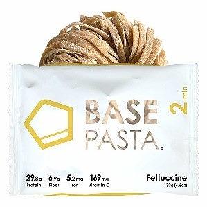 完全栄養パスタ_ミートクリームソース_BASE PASTA_ベースパスタ_プロント_UberEats_フェットチーネ