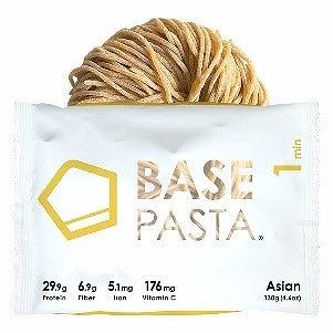 完全栄養パスタ_ミートクリームソース_BASE PASTA_ベースパスタ_プロント_UberEats_アジアン