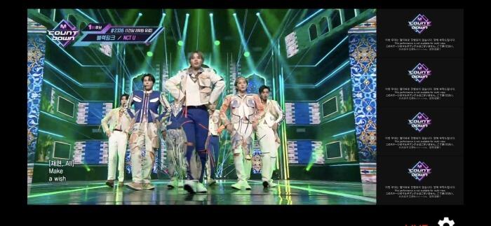 s-NCT performance02★_MCOUNTDOWNマルチアングル