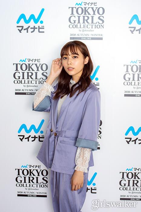 秋田汐梨TGC2020AWインタビューSeventeen_Abema17.3 about a sex03