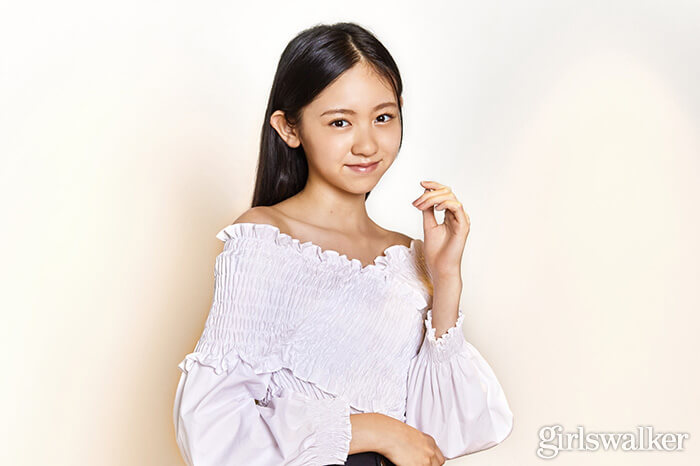 モデルSeventeen入江美沙希インタビューgirlswalker07_ミスセブンティーン2020