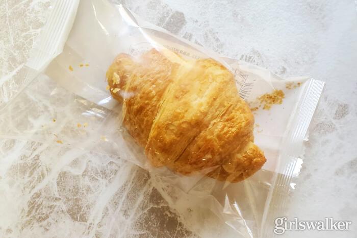 低糖質クロワッサンの包装パッケージ