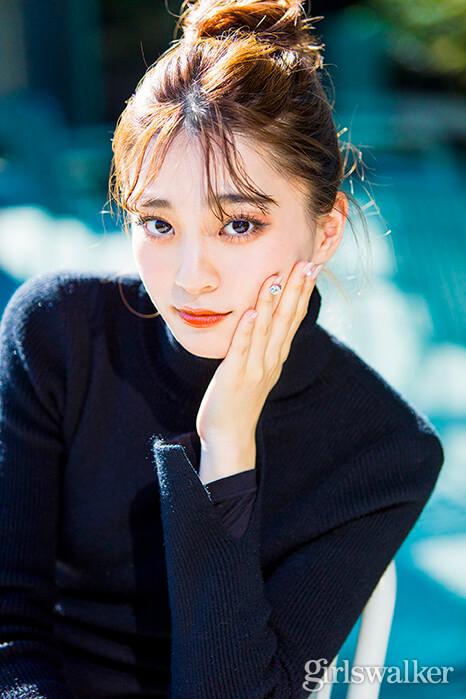 GENIC金谷鞠杏_ミス・ワールド2020日本代表_girlswalkerインタビュー05