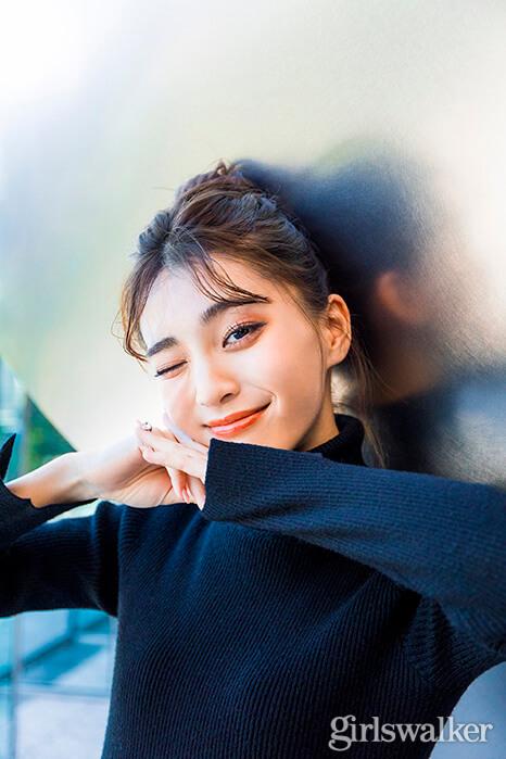 GENIC金谷鞠杏_ミス・ワールド2020日本代表_girlswalkerインタビュー09