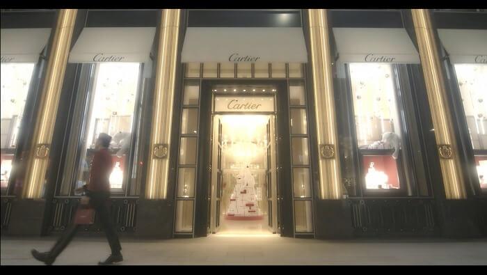 町田啓太_Cartier_ホリデームービー_Numéro TOKYO