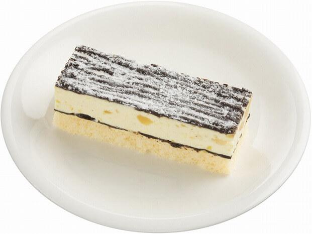 スシロー_スシローカフェ部_ぱりぱりチョコのバナナアイスケーキ