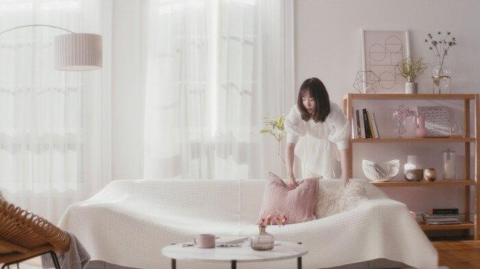 新垣結衣_ガッキー_コンシーラー篇_エスプリーク