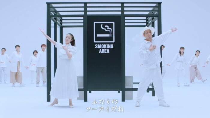 WEB動画CM_スーシャルミュージカル♪篇_今田美桜_大悟