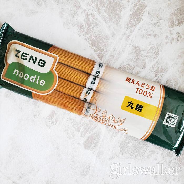 ZENB NOODLE_編集部勝手にイチオシ