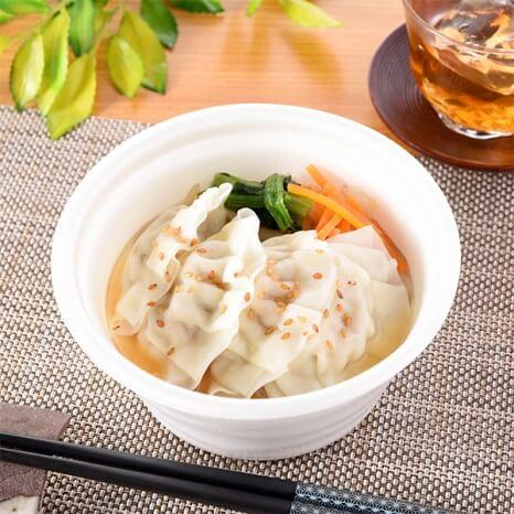 もちもち餃子の春雨スープ 399円(ファミリマート通常価格・税抜)