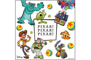 PIXAR! PIXAR! PIXAR!(ピクサー! ピクサー! ピクサー!)