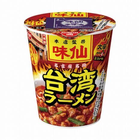 味仙 台湾ラーメン 212円(ファミリマート通常価格・税抜)