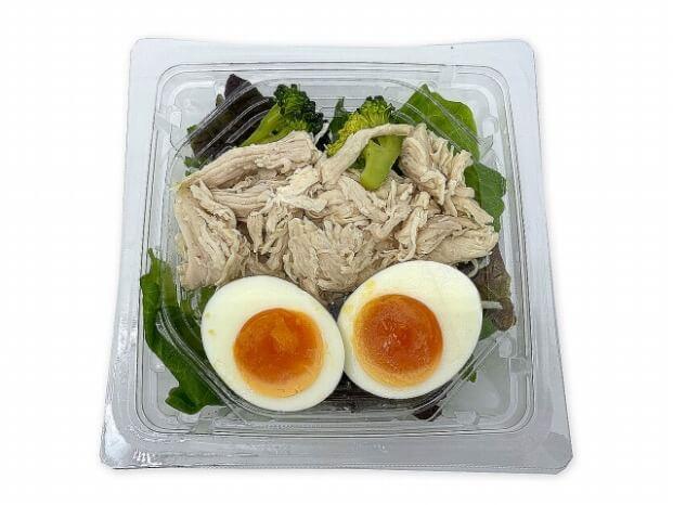 セブンイレブン たんぱく質が摂れる鶏むね肉のサラダ