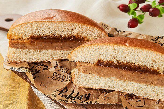 VLハンバーガー カレーソース