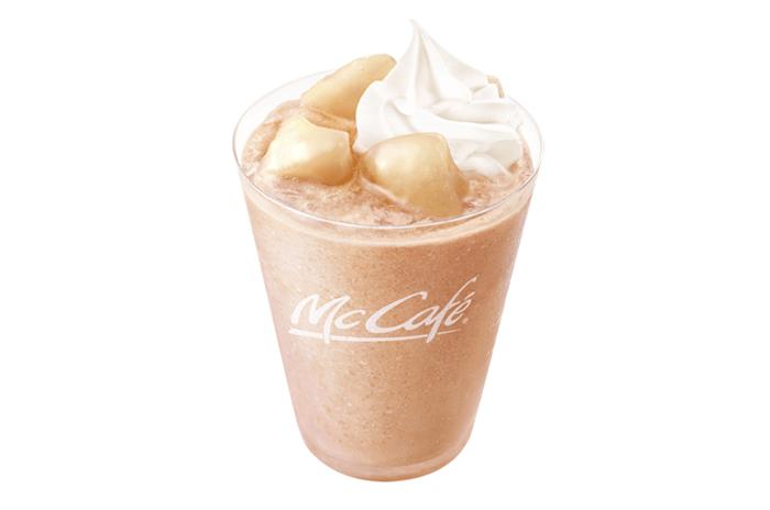 McCafe by Barista「ふわふわ もものクリーミーフラッペ」
