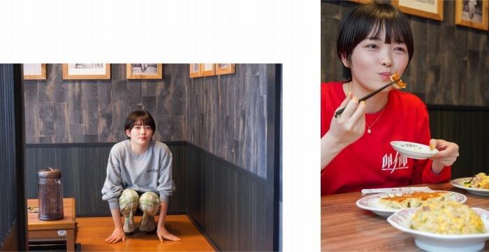 「餃子の王将」×「JOURNAL STANDARD」_イメージビジュアル