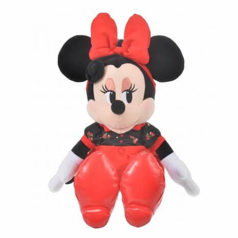 ディズニー_さくらんぼ_ディズニーストア_shopDisney_ミニーマウス、デイジー ぬいぐるみ 各3,850円(税込)