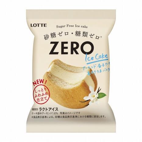 ZEROアイスケーキ 151円(希望小売価格・税込)