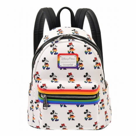 The Walt Disney Company's Pride Collection_Loungefly ミニリュック 9,900円(税込)