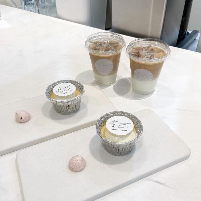 Hiromi & co. -sweets & coffee-