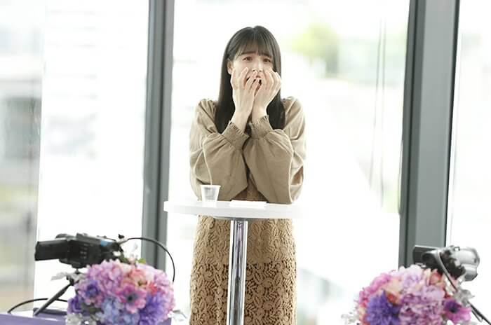 ABEMA特別番組『乃木坂46期別ライブ事前特番「3期生の12問」』