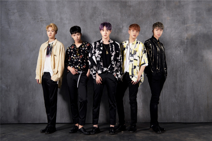 "K-POPグループ""100%""|3rdシングル発売"
