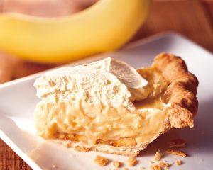 Banana Butterscotch Pudding Pie